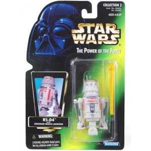 Carded R5-D4
