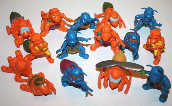 Army Toys Color : Army ants hasbro super retromania