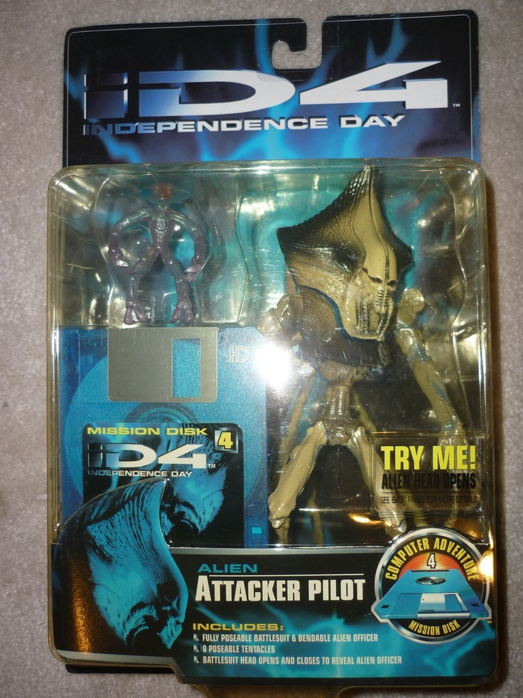 Toys For Days : Id independence day trendmasters super retromania