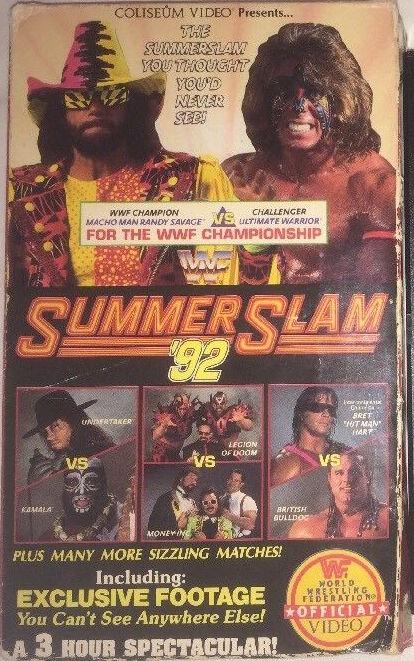 SummerSlam92