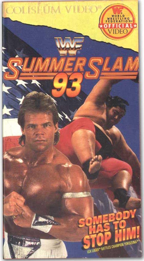 SummerSlam93